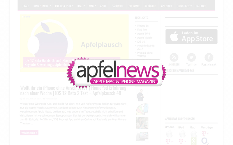 Apfelnews.de